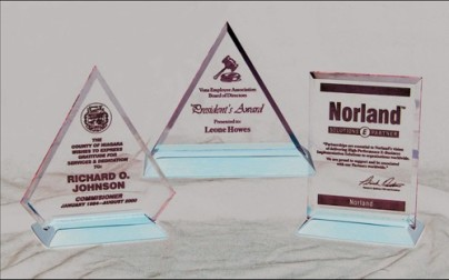 Custom Plaques & Award Signs