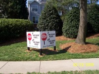 Real Estate Signs, Post & Panel Signs and Site Signs